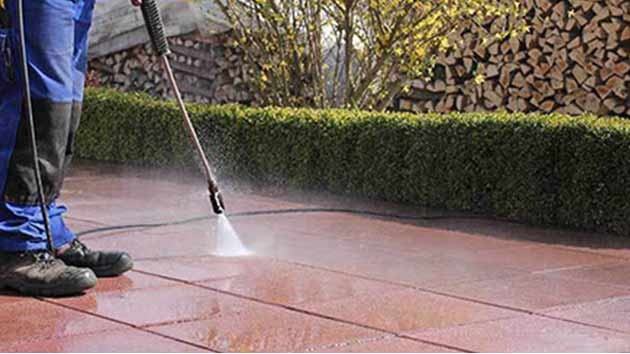 Water Blasting power washing